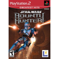 Star Wars Bounty Hunter For PlayStation 2 PS2 With Manual And Case - EE686657