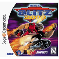NFL Blitz 2000 For Sega Dreamcast Football - EE686708