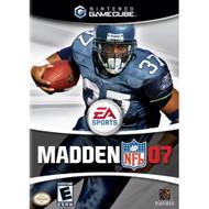 Madden NFL 07 For GameCube Football - EE686754