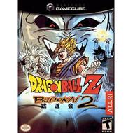 Dragonball Z: Budokai 2 For GameCube Fighting - EE686781