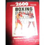 Realsports Boxing For Atari 2600 Vintage - EE686847