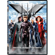 X-Men: The Last Stand Widescreen Edition On DVD With Patrick Stewart - EE686981