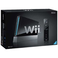 Nintendo Wii Console Black With Wii Sports - ZZ665223A