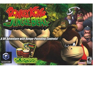 Donkey Kong Jungle Beat With Bongos For GameCube - EE687255