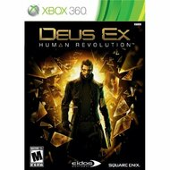Deus Ex: Human Revolution For Xbox 360 Shooter - EE687284