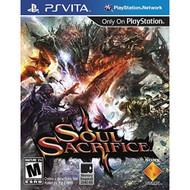 Soul Sacrifice PlayStation Vita For Ps Vita - EE681645