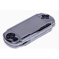 Cover Skin Case For Sony PSP 2000 2001 3000 3001 Clear Crystal - EE687596