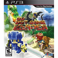3D Dot Game Heroes For PlayStation 3 PS3 - EE687733