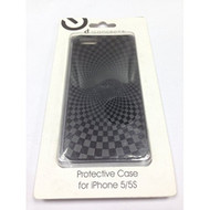 iConcepts Protective Case For iPhone 5 5S SE Black Kaleidoscope Cover - EE541164
