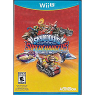 Skylanders Superchargers Game Replacement Disc Wii U For Wii U - EE687766