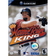 Home Run King Baseball Game For GameCube - EE687863