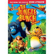 The Jungle Bunch: The Movie On DVD With John Lithgow Comedy - EE687889