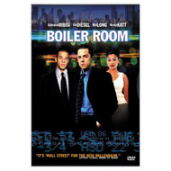 Boiler Room On DVD With Giovanni Ribisi - EE687896