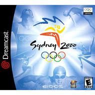 Sydney 2000-SEGA Dreamcast For Sega Dreamcast With Manual and Case - EE687998