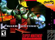Killer Instinct For Super Nintendo SNES Fighting - EE688085