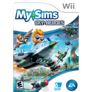 Mysims Sky Heroes For Wii And Wii U - EE688115
