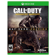 Call Of Duty Advanced Warfare Day Zero Edition For Xbox One COD - EE688195