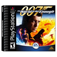 007 The World Is Not Enough Ps For PlayStation 1 PS1 - EE688224