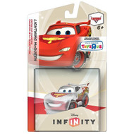 Disney Infinity Exclusive Game Figure Lightning Mcqueen Translucent - EE688267