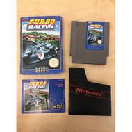 Al Unser Jr Turbo Racing For Nintendo NES Vintage - EE688300
