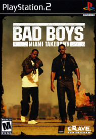 Bad Boys Miami Takedown For PlayStation 2 PS2 - EE688334