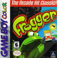 Frogger On Gameboy - EE688364