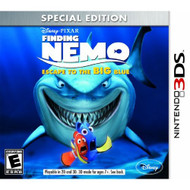 Finding Nemo: Escape To The Big Blue Special Edition Nintendo For 3DS - EE688690