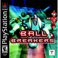 Ball Breakers For PlayStation 1 PS1 - EE688872