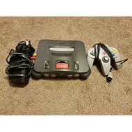 Nintendo 64 System Video Game Console W/ Expansion Pak - ZZ689177