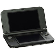 New Model Nintendo 3DS XL Black Console - ZZ689618
