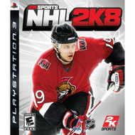 NHL 2K8 For PlayStation 3 PS3 Hockey - EE689637