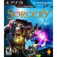 Sorcery For PlayStation 3 PS3 Move Game - ZZ689660