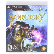 Sorcery For PlayStation 3 PS3 Move Game - ZZ689659