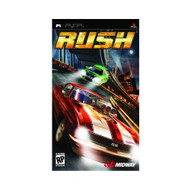 Rush Game Sony For PSP UMD - EE689685