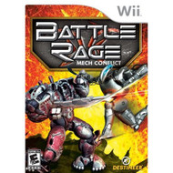 Battle Rage: Mech Conflict For Wii - EE689851