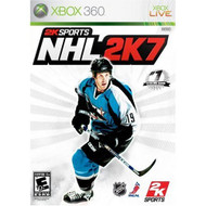 NHL 2K7 For Xbox 360 Hockey - EE690109