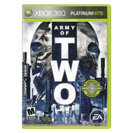 Army Of Two: Platinum Hits For Xbox 360 Shooter - EE690174