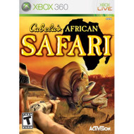Cabelas African Safari For Xbox 360 Shooter - EE690188