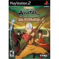 Avatar: The Burning Earth For PlayStation 2 PS2 With Manual and Case - EE690399