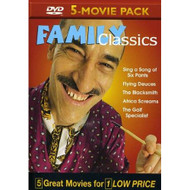 Family Classics Multi Movie Pack Vol 10 On DVD - EE690489