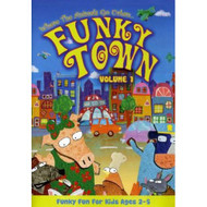 Funky Town Vol 1 On DVD Anime - EE690497