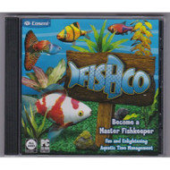 Fishco PC Software Become A Master Fish Keeper - EE690526