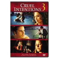 Cruel Intentions 3 On DVD with Kristina Anapau Drama - DD571511