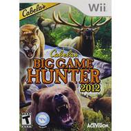 Cabela's Big Game Hunter 2012 SAS For Wii And Wii U Shooter - EE691250