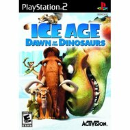 Ice Age: Dawn Of The Dinosaurs For PlayStation 2 PS2 With Manual and - EE691257