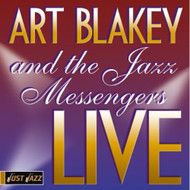 Art Blakey And The Jazz Messangers: Live By Art Blakey And Jazz - EE691318