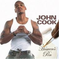 Heavens Pen By John Cook On Audio CD Album 2007 - EE691324