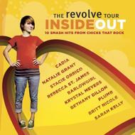 Revolve: Inside Out On Audio CD Album 2007 - EE691323
