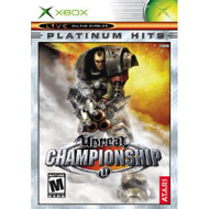 Unreal Championship Xbox For Xbox Original Shooter - EE691333
