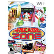 Arcade Zone For Wii Puzzle - EE691447